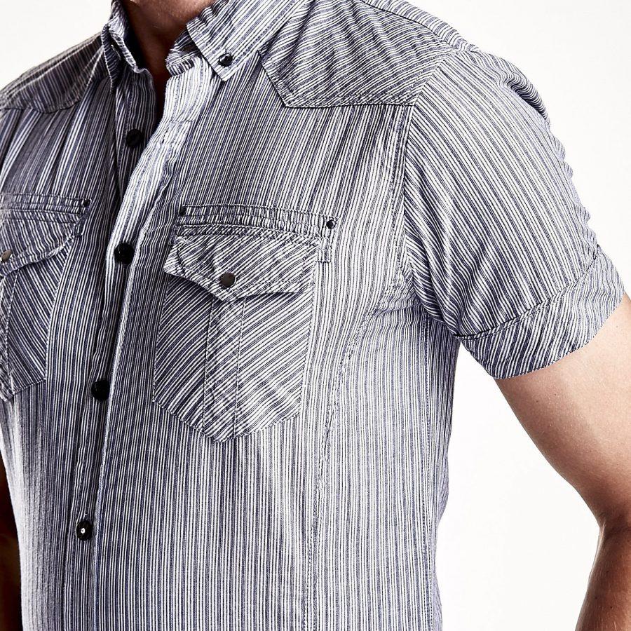 Koszula-L02013-szary