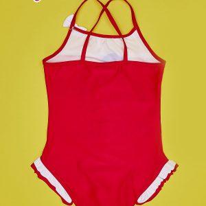 Strój kąpielowy-ELVIS5244021-czerwony