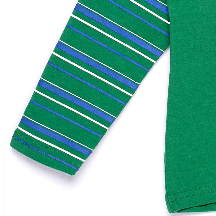 Bluzka-66-BZ-G579-zielony