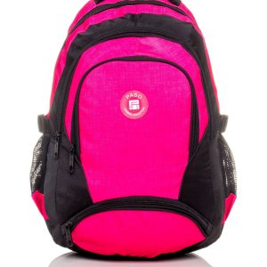 Plecak-16-8005R-różowy