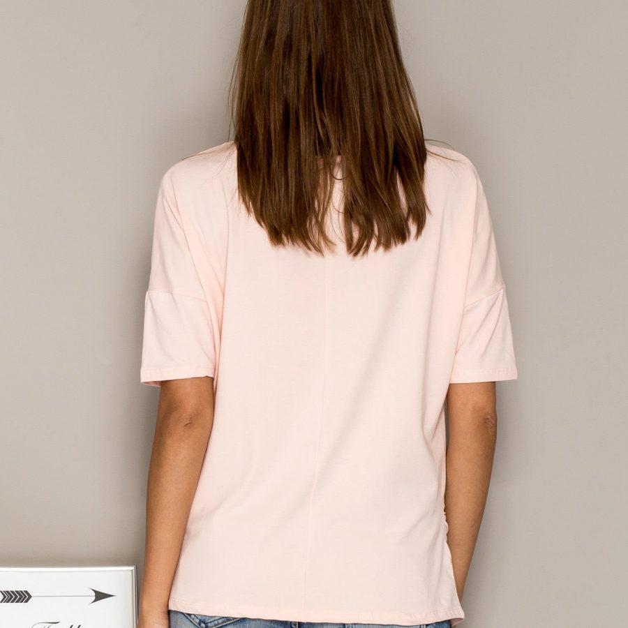 T-shirt-FP-TS-3932.88-jasny różowy