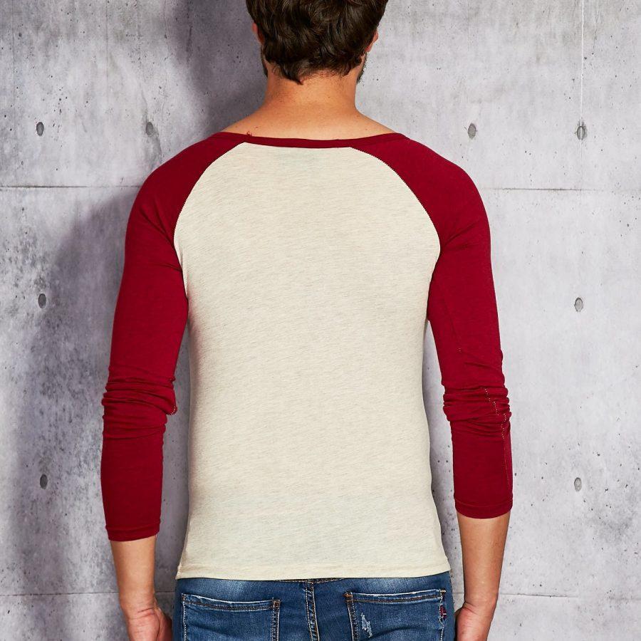 T-shirt-30916001-7-bordowy