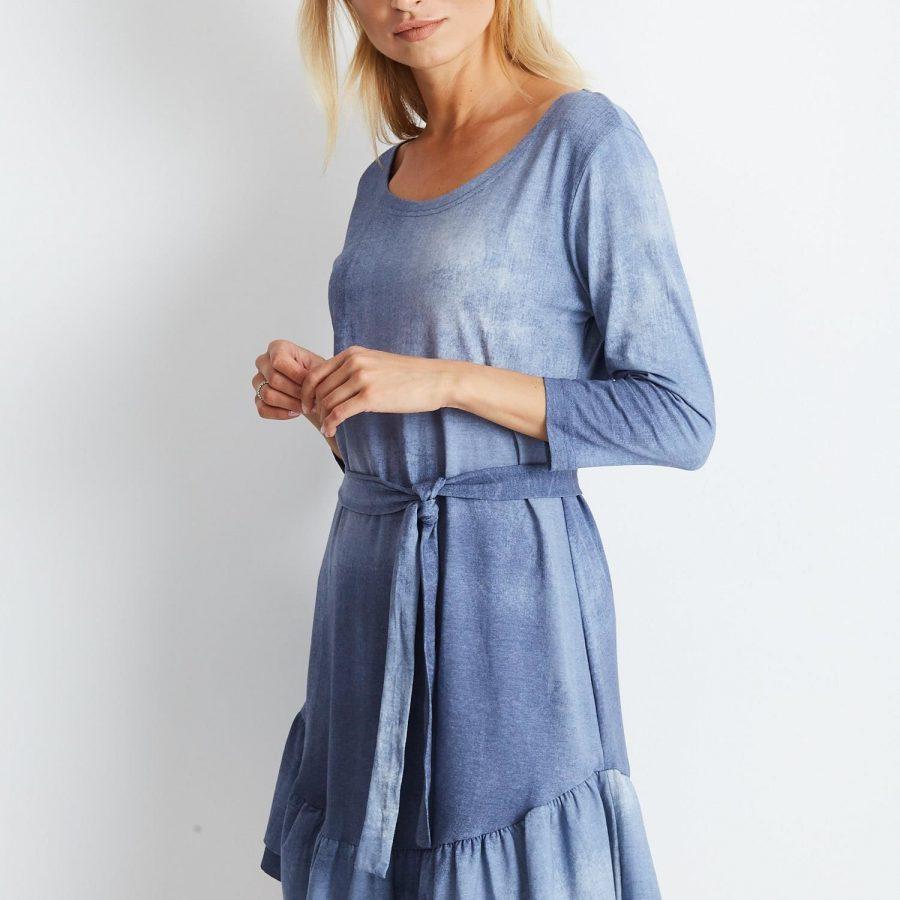 Sukienka-PL-SK-3972.67-niebieski