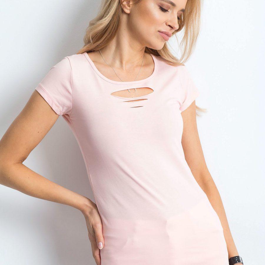 T-shirt-FP-HDM-TS-6618.11-jasny różowy