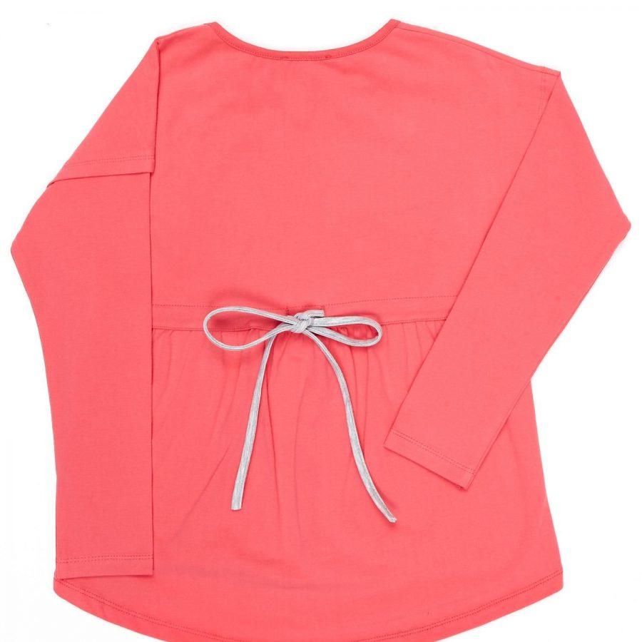 Bluza-TY-BL-9866.70-ciemny różowy