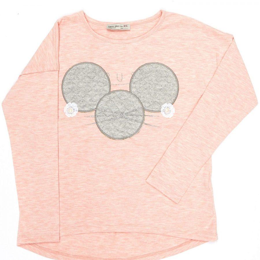 Bluza-TY-BL-9866.70-różowy