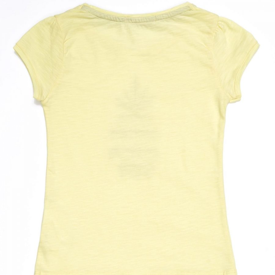 T-shirt-TY-TS-6896.40-żółty