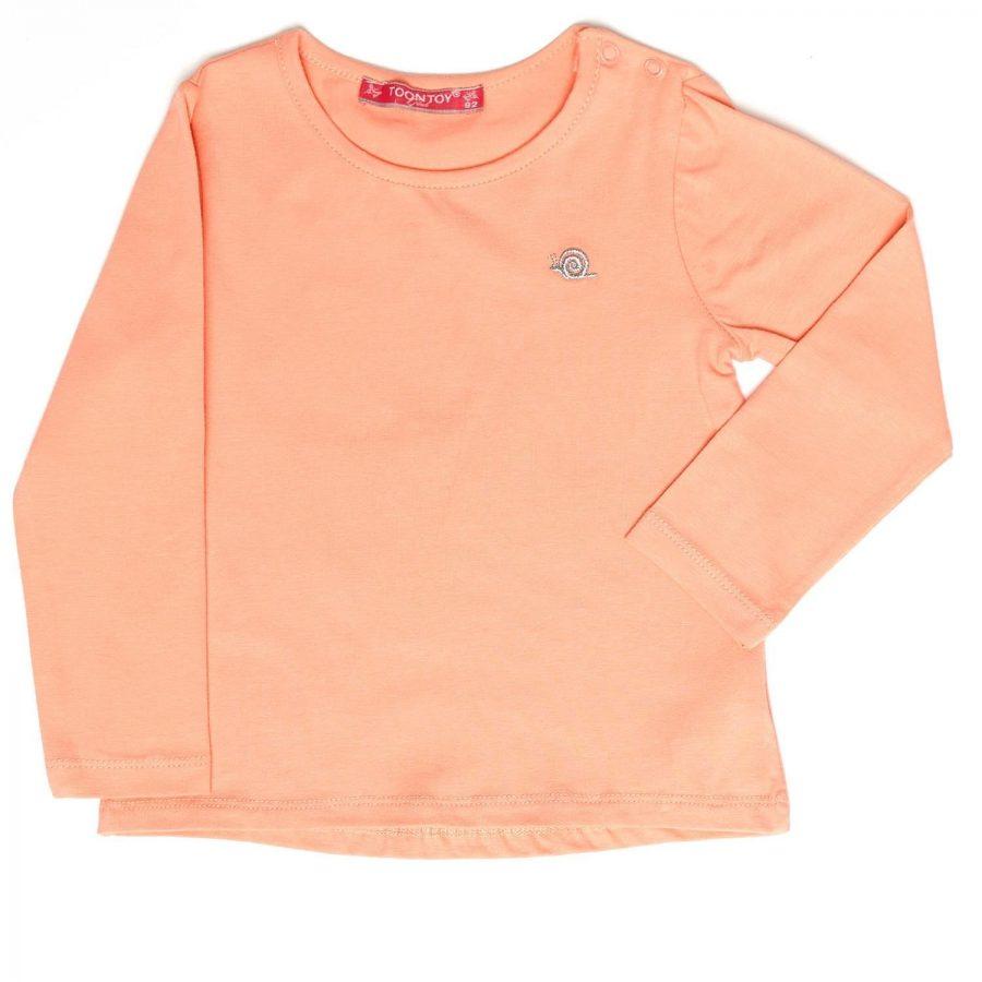 Bluzka-TY-BZ-7973.90-pomarańczowy