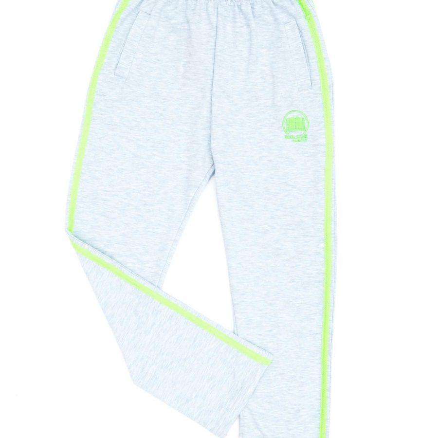 Spodnie dresowe-TY-DR-8686.02-jasny szary