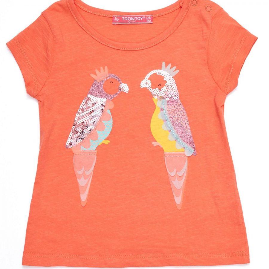 T-shirt-TY-TS-8099.75-ciemny pomarańczowy