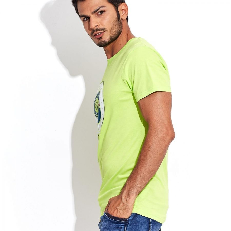 T-shirt-132406-limonkowy