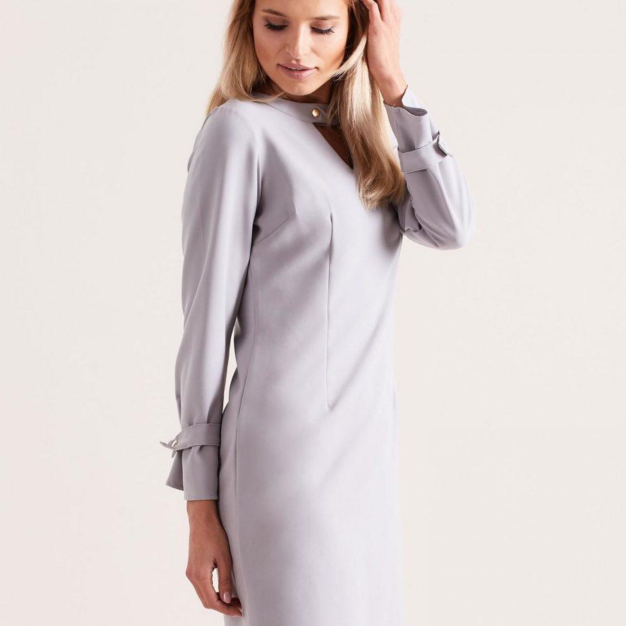 Sukienka-WN-SK-85314.45P-szary