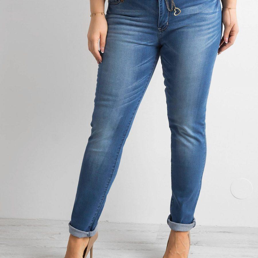 Spodnie jeans-CE-SP-7111.36-niebieski