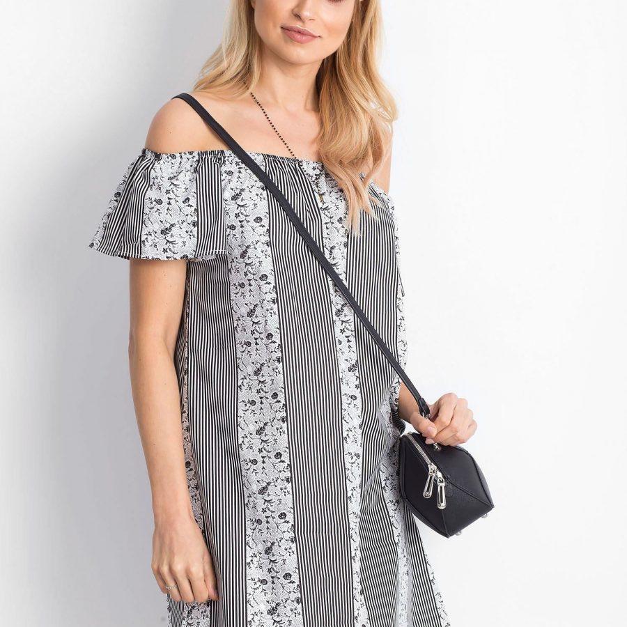 Sukienka-270-SK-14719.03X-biało-czarny