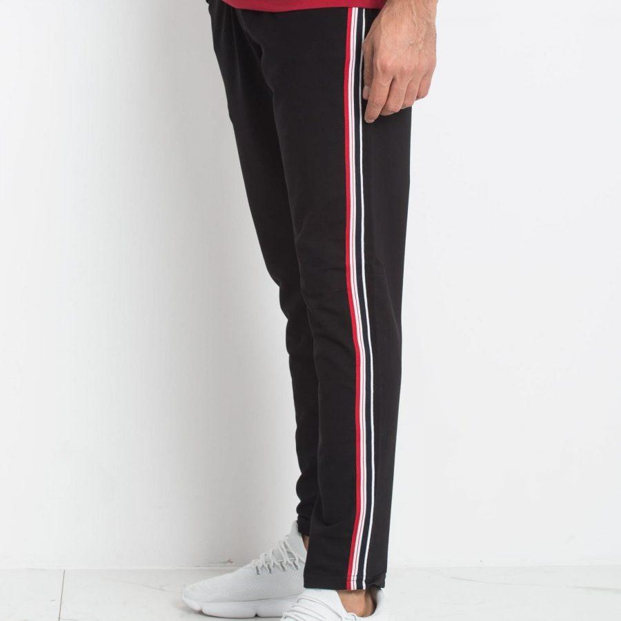 Spodnie dresowe-298-DR-TL-84642.28-czarny