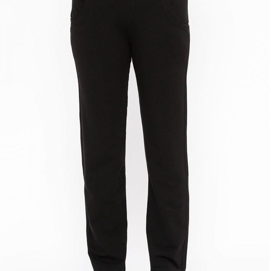 Spodnie dresowe-298-DR-TL-94468.88-czarny