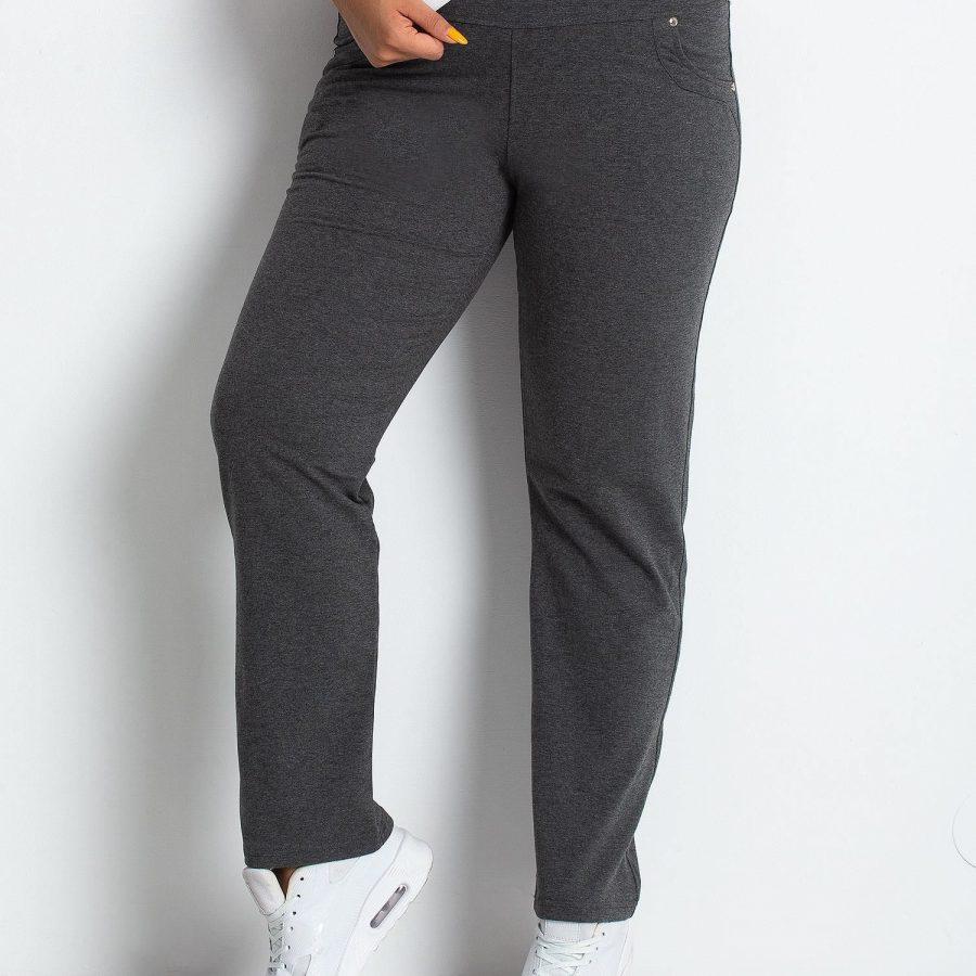 Spodnie dresowe-298-DR-TL-94468.88-ciemny szary