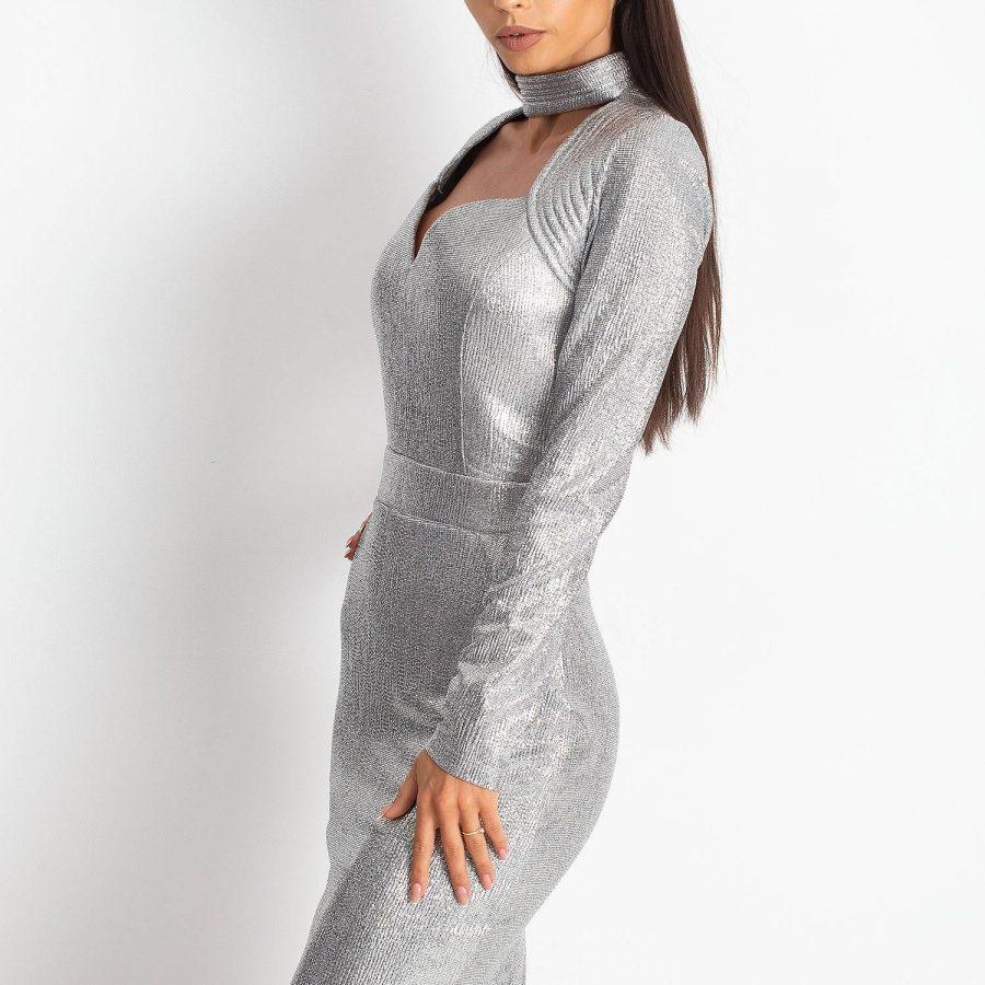 Sukienka-12-SK-80023.69P-srebrny