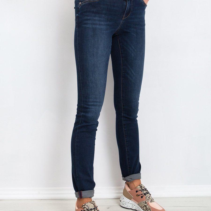 Spodnie jeans-20-SP-LT52.54P-niebieski