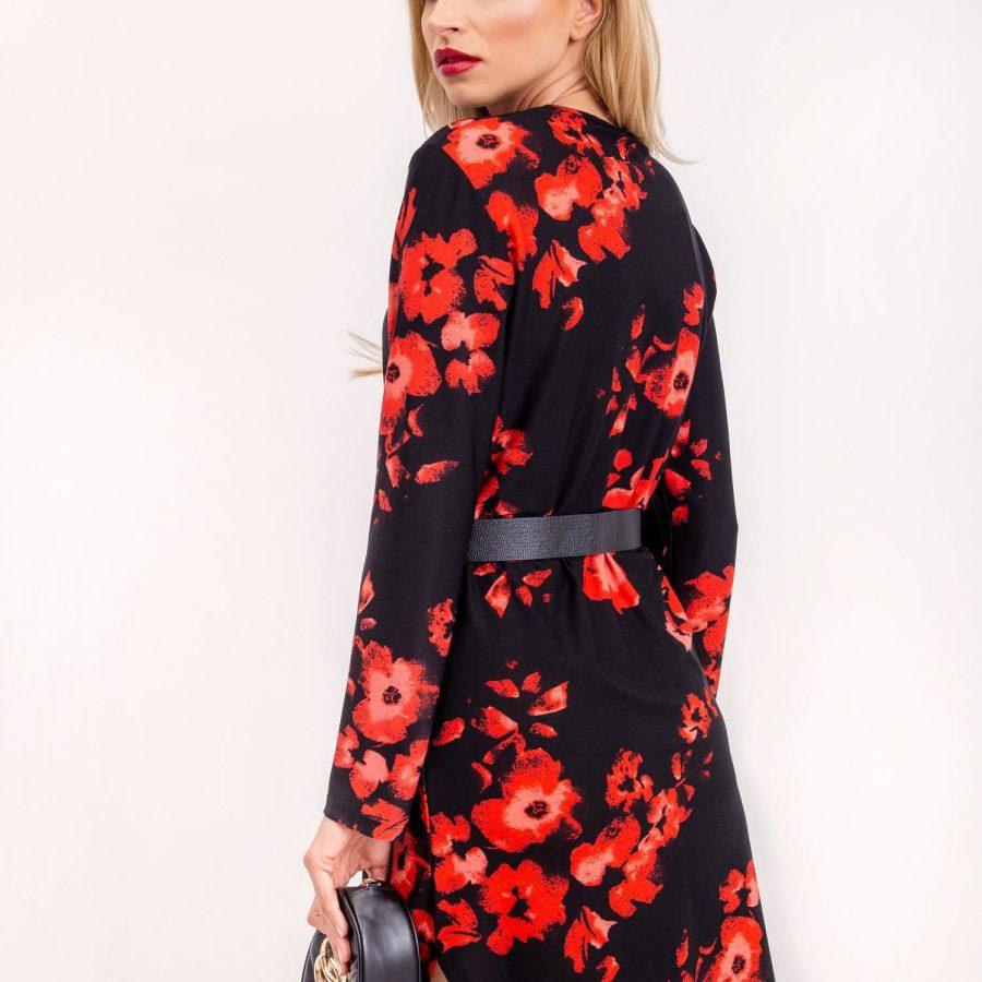 Sukienka-01-SK-BZ5.91-czarno-czerwony