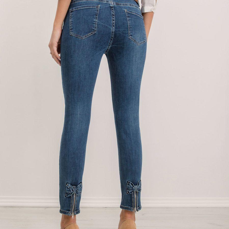 Spodnie jeans-JMP-SP-RE3222.34-niebieski