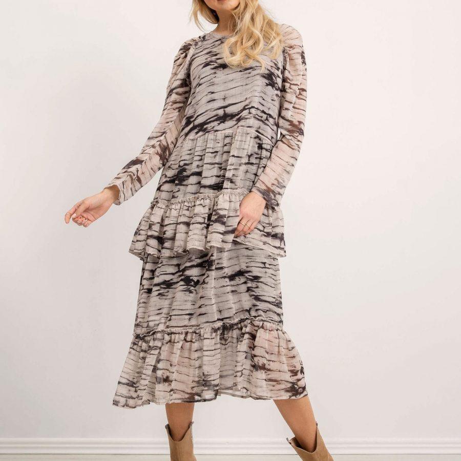 Sukienka-BSL-SK-14439-beżowy