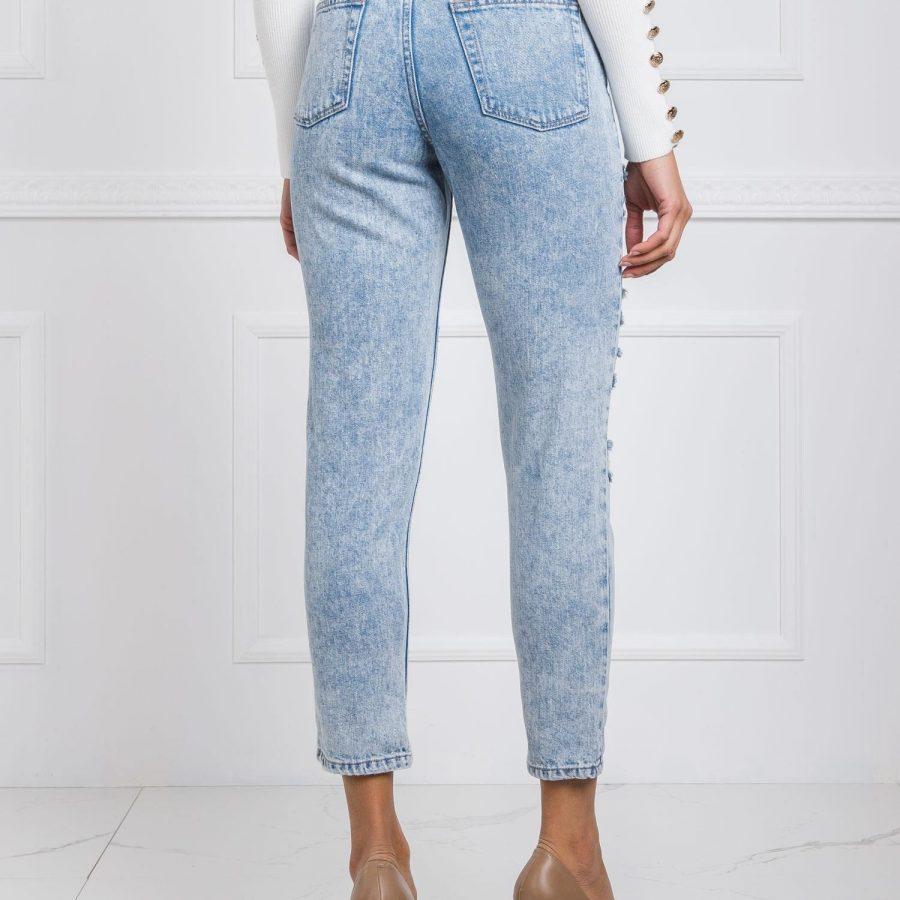 Spodnie jeans-20-SP-CV17.49-jasny niebieski