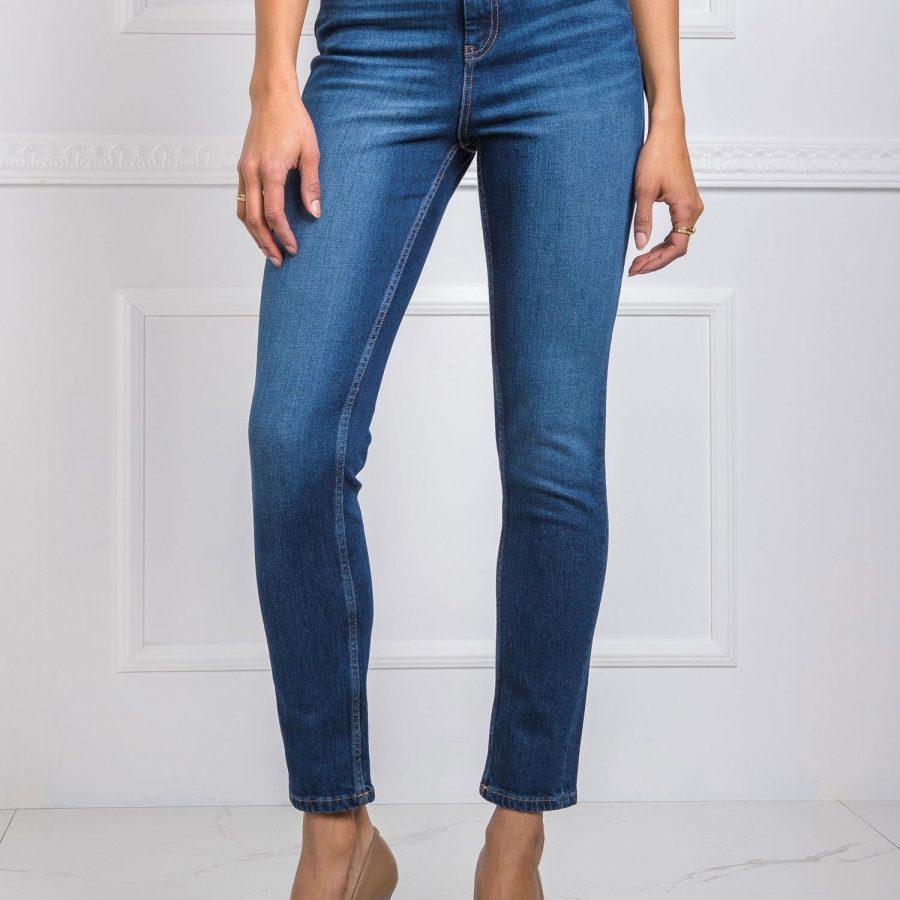 Spodnie jeans-20-SP-CV18.50-niebieski