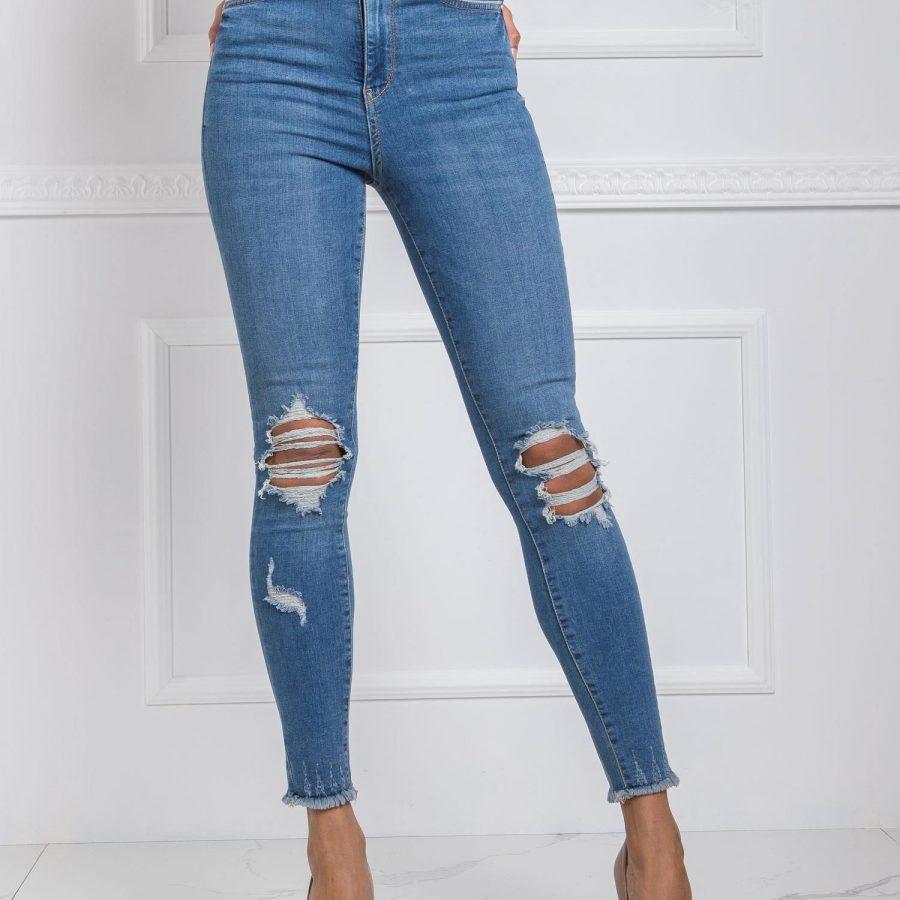 Spodnie jeans-20-SP-DT12.44-niebieski