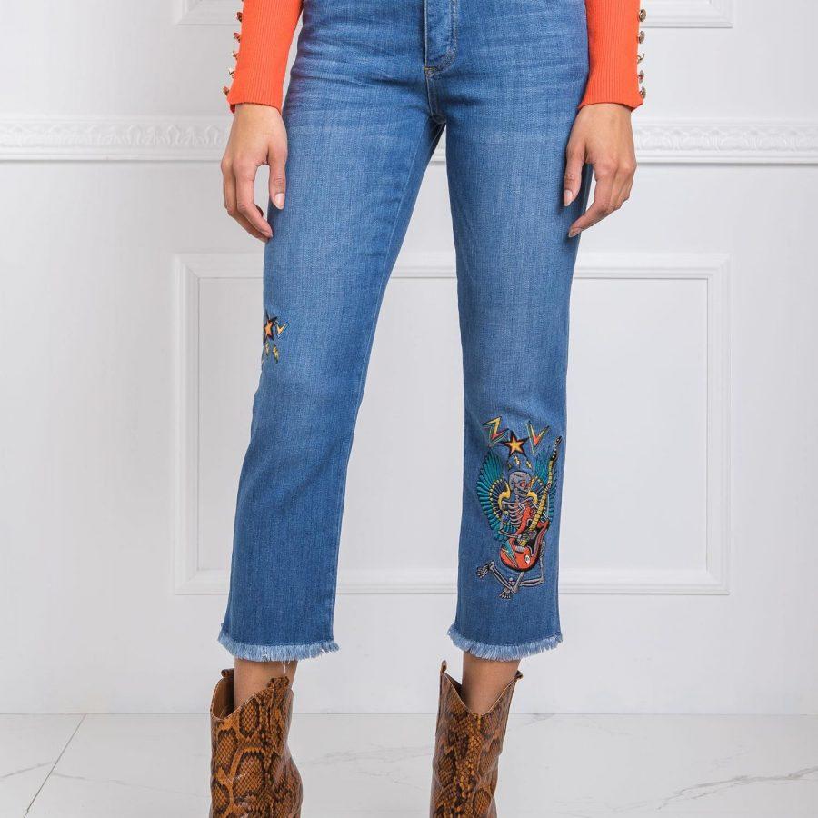 Spodnie jeans-20-SP-PLT4.36-niebieski