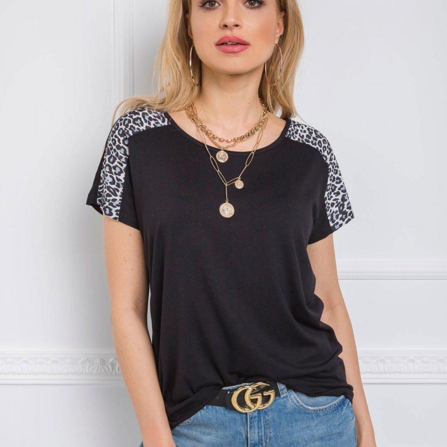 T-shirt-112-TS-MNB9.52P-czarny