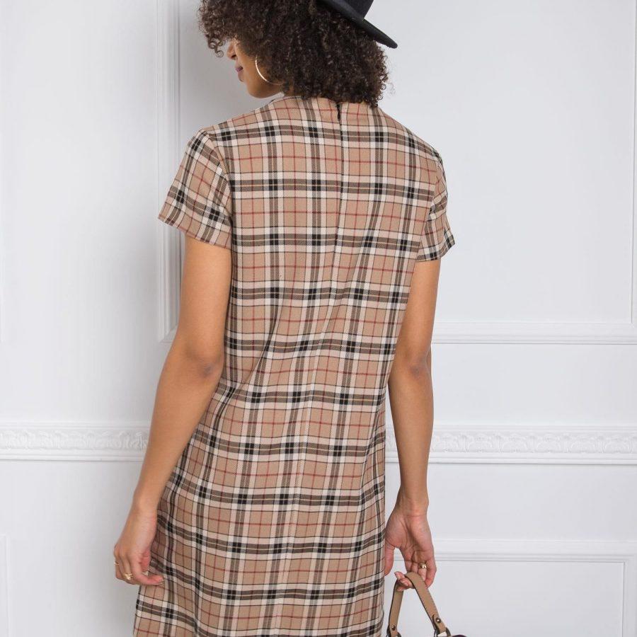 Sukienka-MO-SK-ADL6005.93P-beżowy