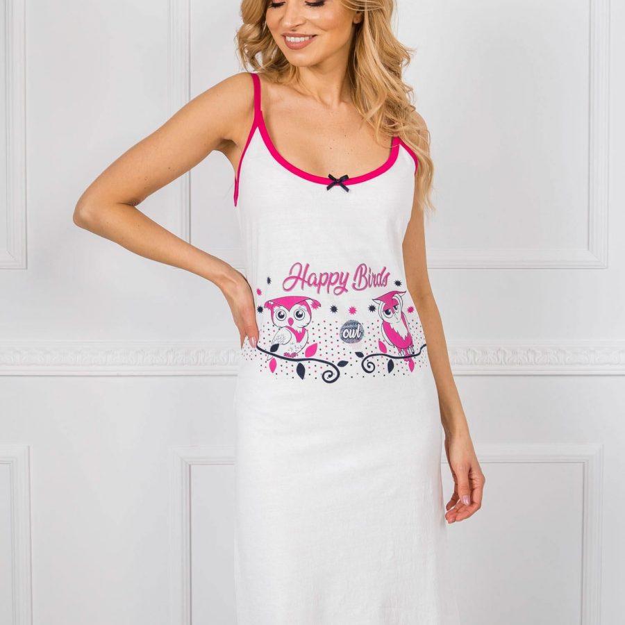 Koszula nocna-SY-KN-1447-biały