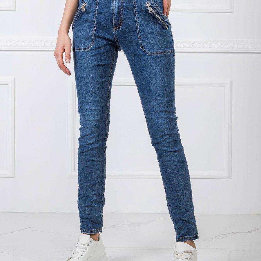 Spodnie jeans-JMP-SP-GD1885-L.99-niebieski