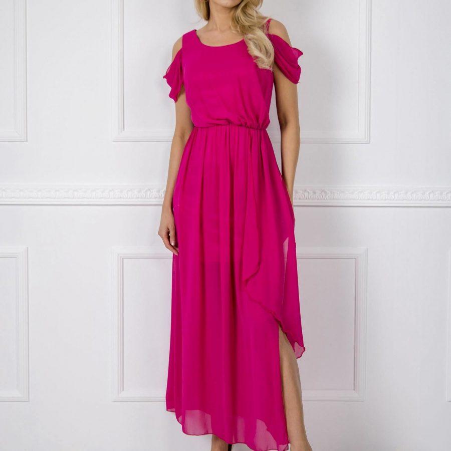 Sukienka-NU-SK-1369.04-fuksjowy