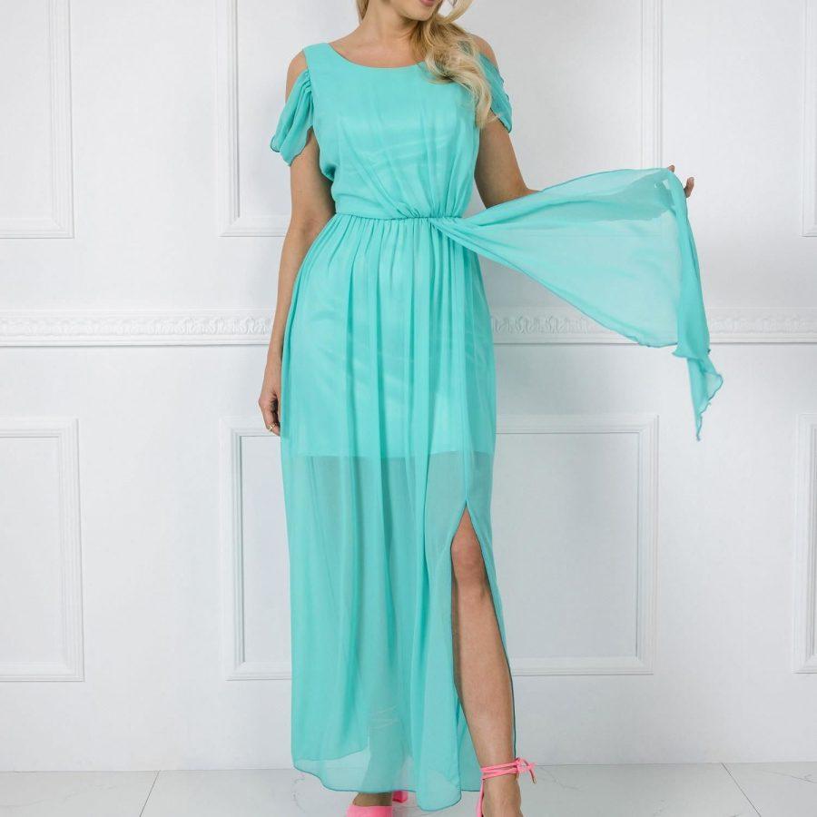 Sukienka-NU-SK-1369.04-mietowy