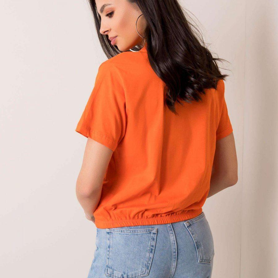 T-shirt-175-TS-7410.37P-pomarańczowy