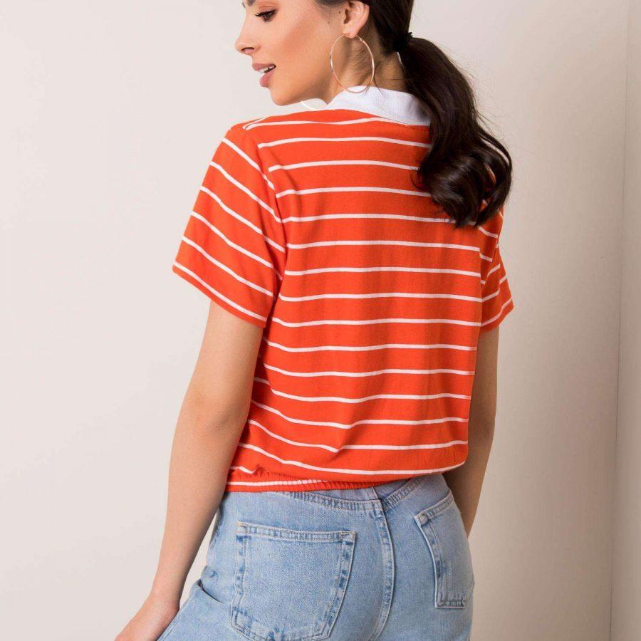 T-shirt-175-TS-7411.33P-pomarańczowy