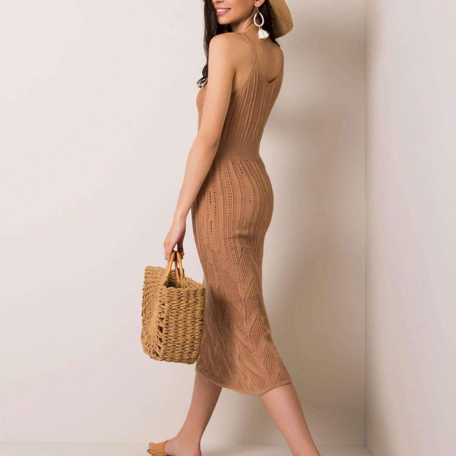 Sukienka-174-SK-4188.32-beżowy