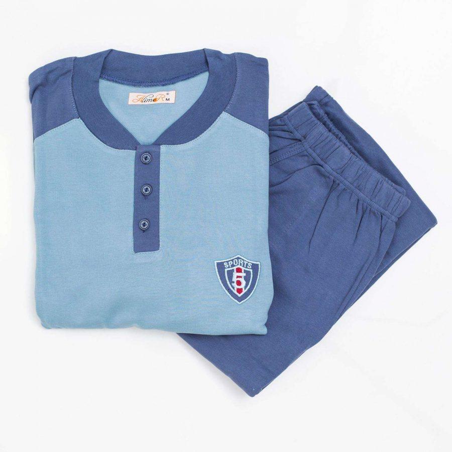 Piżama-BR-PI-1043.10X-niebieski