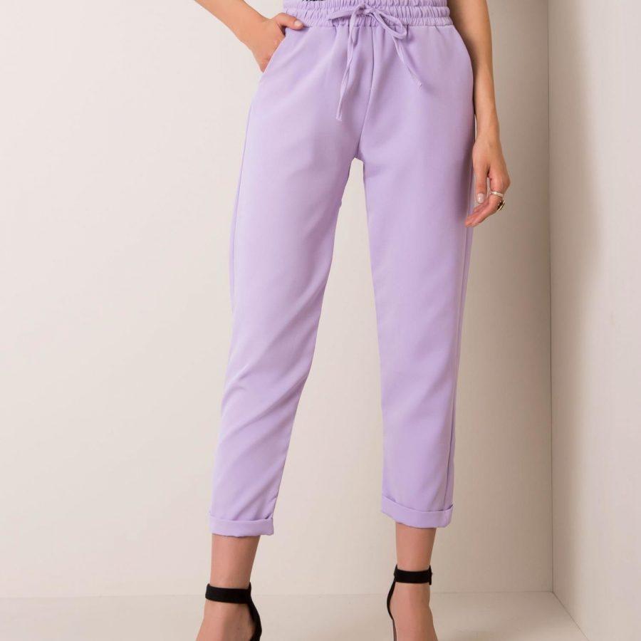 Spodnie-100-SP-3035.41-jasny fioletowy