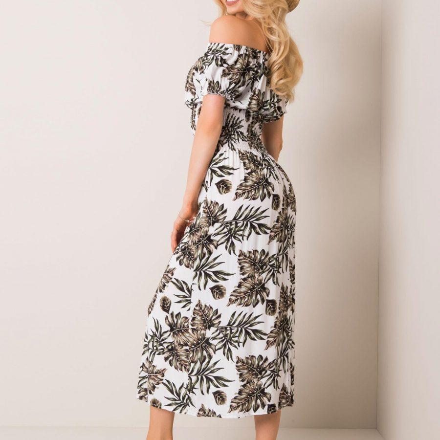 Sukienka-206-SK-19067-3.67P-biało-zielony