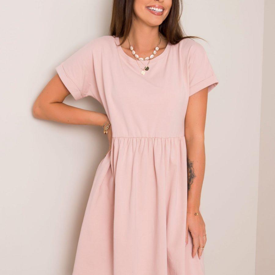 Sukienka-RV-SK-5672.03P-różowy