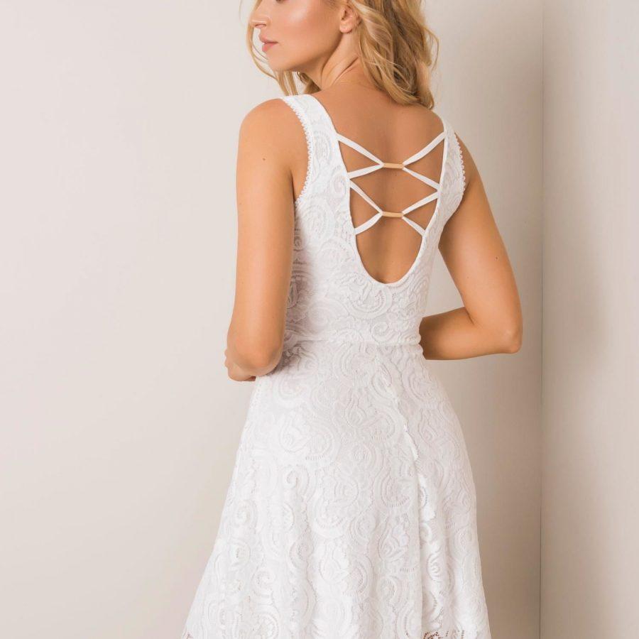 Sukienka-D50015F30240A-biały