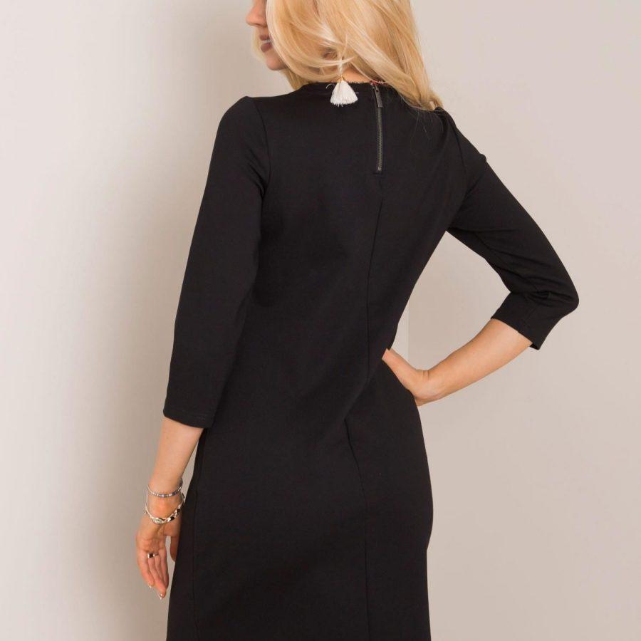 Sukienka-D17008Z30172-czarny