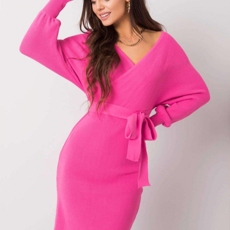Sukienka-179-SK-2386.19-różowy