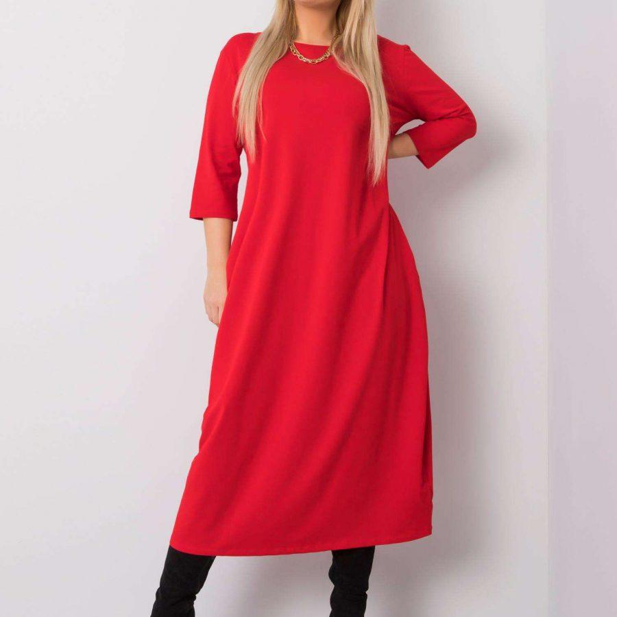 Sukienka-RV-SK-5762.01X-czerwony