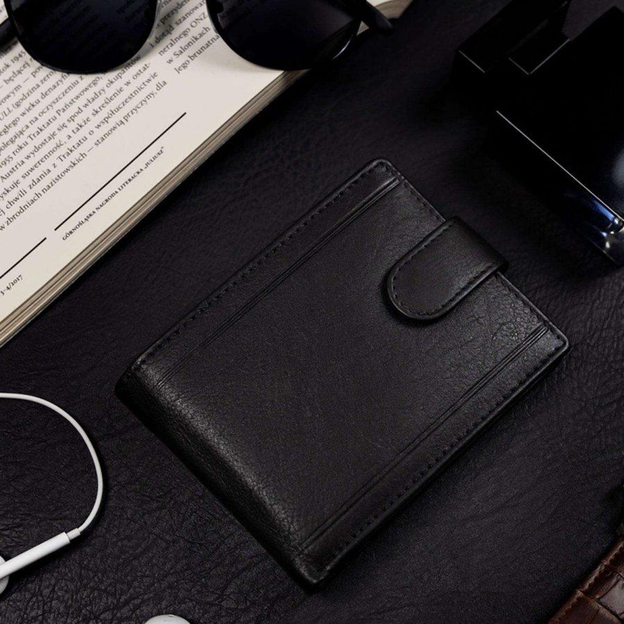 Portfel-B-N1020-CAW -czarny