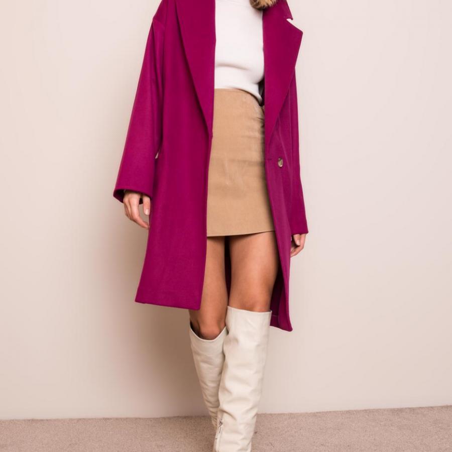 Płaszcz-14402-fioletowy