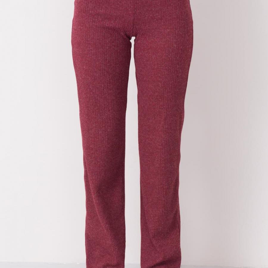 Spodnie-15774-bordowy